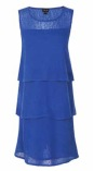 Jenny Dress Royal Blue