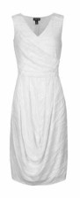 Vanessa Dress White